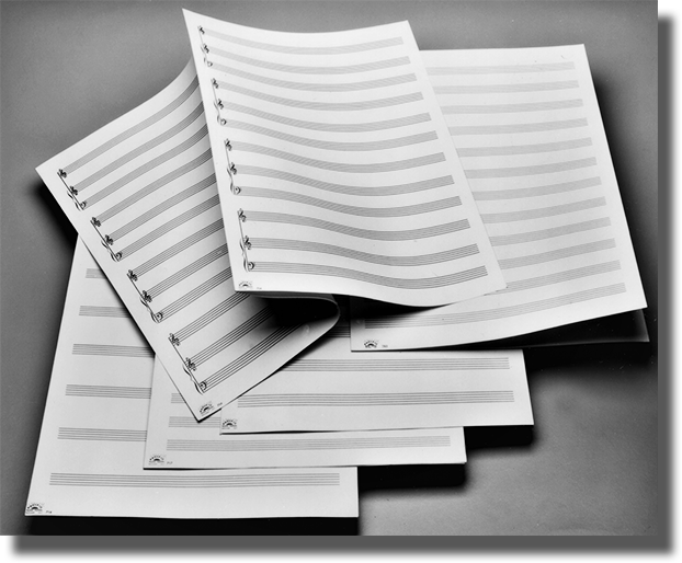 PMP - Manuscript Paper